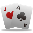 Game, Playingcards Icon
