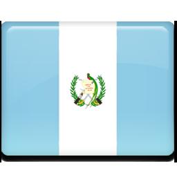 Flag, Guatemala Icon