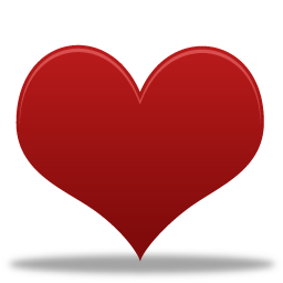 Game, Hearts Icon