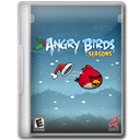 Angry, Birds, Seasons Icon