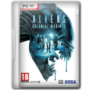 Aliens, Colonial, Marines Icon