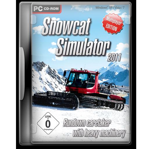 Simulator, Snowcat Icon