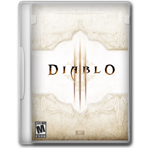 Collector's, Diablo, Edition, Iii Icon