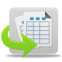 Generate, Tables Icon
