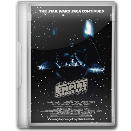 Back, Empire, Star, Strikes, The, Wars Icon