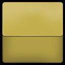 Yellowplasticfolder Icon