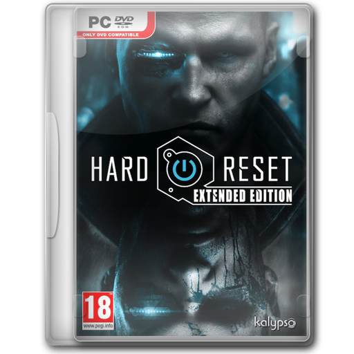 Extended, Hard, Reset, Version Icon