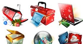 Magic Christmas Icons