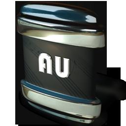 Au, File Icon