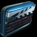 Folder, My, Videos Icon