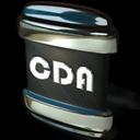 Cda, File Icon