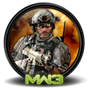 , 3a, Cod, Modern, Warfare Icon