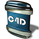 C4d, File Icon