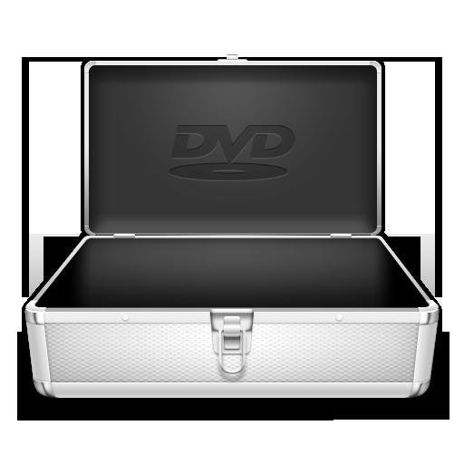 By, Case, Dvd, Joy, Vincent Icon