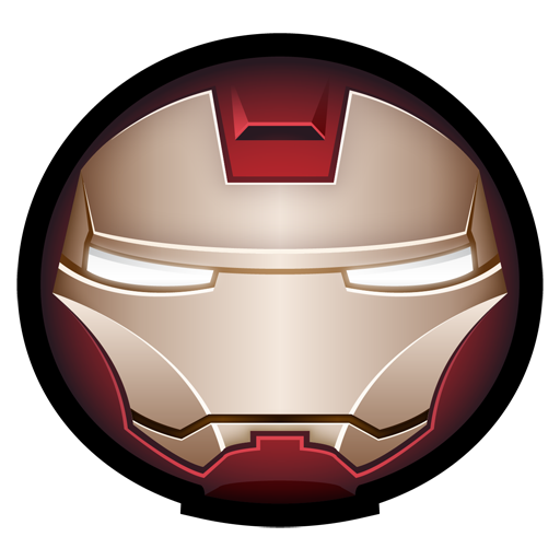 Iron, Man, Mark, Vi Icon