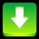 Button, Download Icon