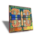 Amd, Barcelona, Cpu Icon