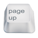 Page, Up Icon