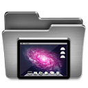 Desktop, x Icon