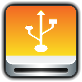 Drive, Removable, Usb Icon