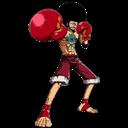 Affro, Luffy Icon