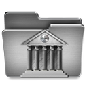 Libraryformac, x Icon