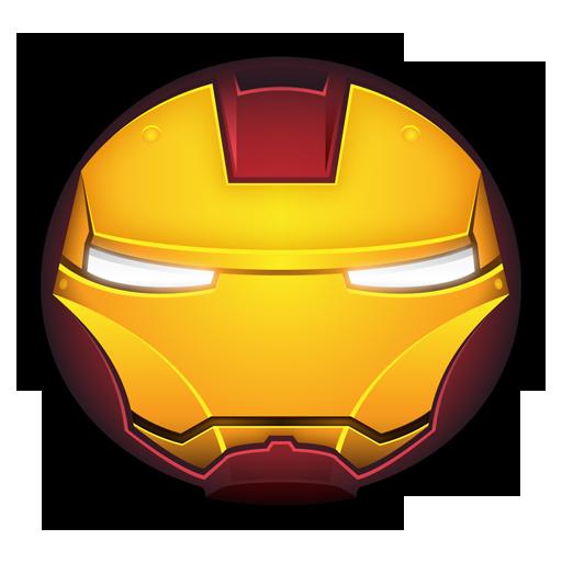 Iron, Iv, Man, Mark Icon
