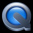 Quicktime, x Icon