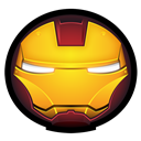 Iron, Iv, Man, Mark Icon