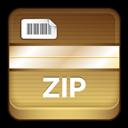 Archive, Zip Icon