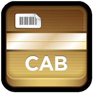Archive, Cab Icon
