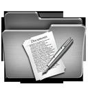 Documents, x Icon