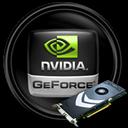 Gforcegt, Nvidia Icon
