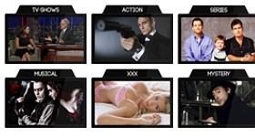 Movie Folder Icons