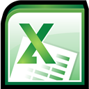 Excel, Microsoft, Office, Software Icon