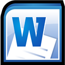Microsoft, Office, Software, Word Icon