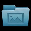 Folder, Mac, Photos Icon
