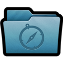 Folder, Mac, Sites Icon