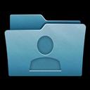 Folder, Mac, User Icon