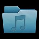 Folder, Mac, Music Icon