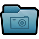 Folder, Mac, Pictures Icon