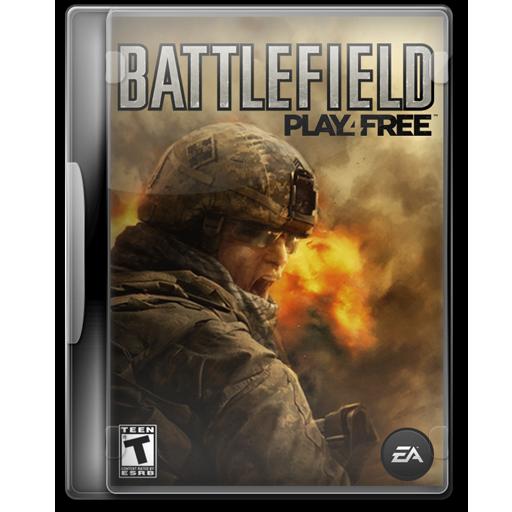 Battlefield, Play4free Icon