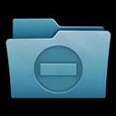 Folder, Mac, Private Icon