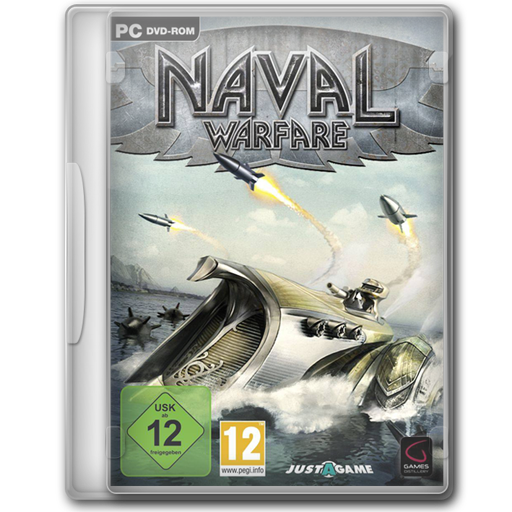 Naval, Warfare Icon