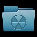 Burnable, Folder, Mac Icon