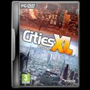 Cities, Xl Icon