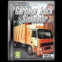 Garbage, Simulator, Truck Icon