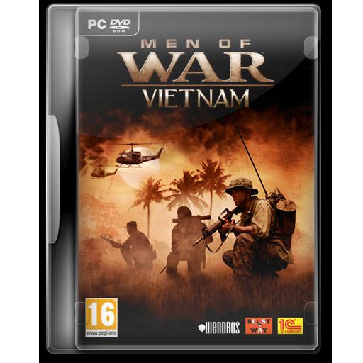Fb, Men, Of, Vietnam, War Icon