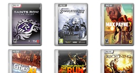 Game Cover 49 Icons