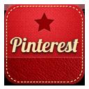 Pinterest, Px Icon